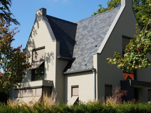 Nieuwbouw dorpsvilla – Exterieur