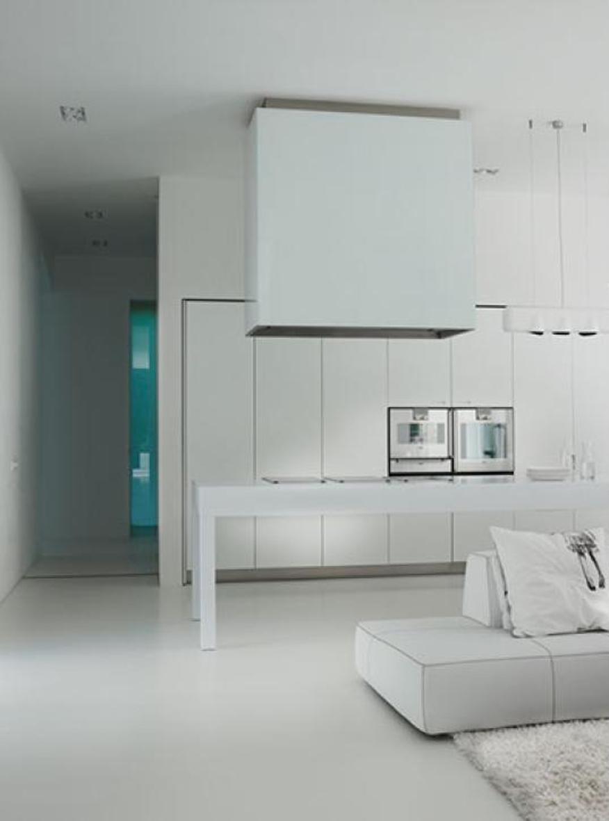 Nieuwbouw bosvilla – Interieur keuken