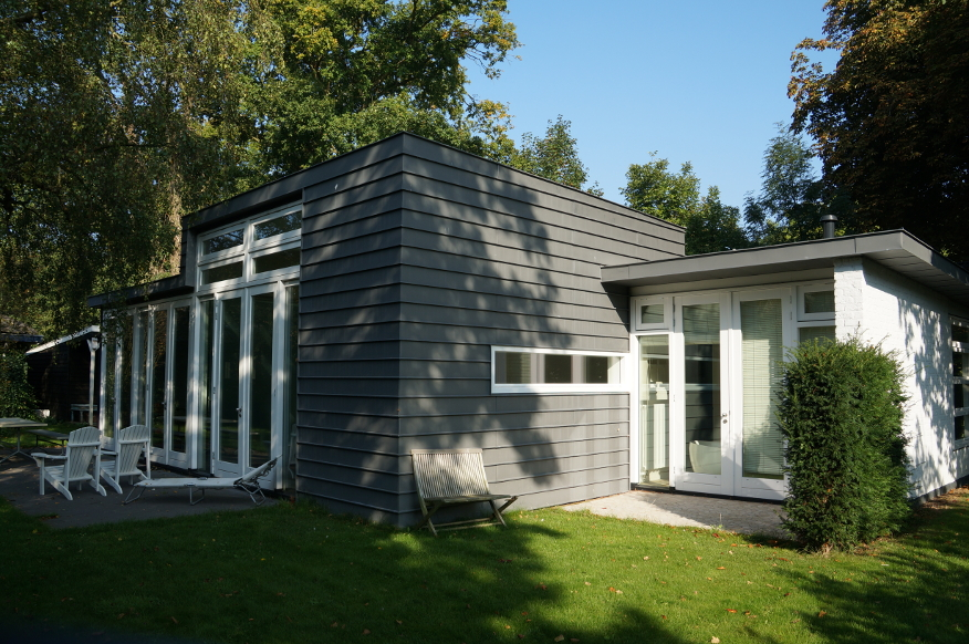 Verbouwing atelierwoning – Exterieur