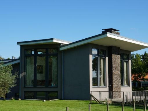 Nieuwbouw landelijke villa